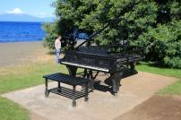 Klaviermonument Frutillar (© Lena Labryga / Weonlandia)
