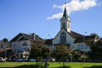 Kirche in Frutillar (© Lena Labryga / Weonlandia)