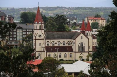 Kirche in Puerto Varas (© Lena Labryga / Weonlandia)