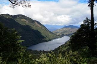 Lago Tinquilco im Nationalpark Huerquehue (© Lena Labryga / Weonlandia)