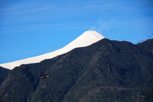 Vulkan Villarica (© Lena Labryga / Weonlandia)