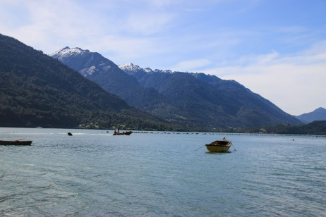Blick auf den Fjord (© Lena Labryga / Weonlandia)