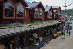 Markt in Angelmó (© Lena Labryga / Weonlandia)