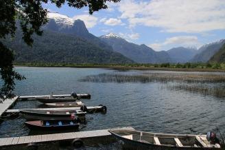 Bucht von Peulla (© Lena Labryga / Weonlandia)