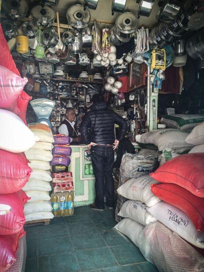 Laden in Achao (© Lena Labryga / Weonlandia)