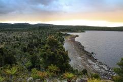 Abenstimmung im Tantauco Nationalpark (© Lena Labryga / Weonlandia)