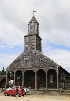 Kirche von Achao (© Lena Labryga / Weonlandia)