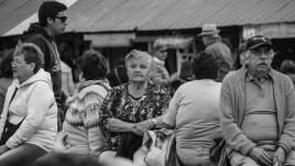 Menschen auf den Fiestas Costumbristas (© Lena Labryga / Weonlandia)